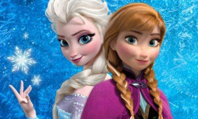 Elsa and Anna fan's get a sneak peak of Frozen II