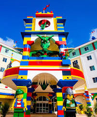 Legoland Florida Half Price Tickets