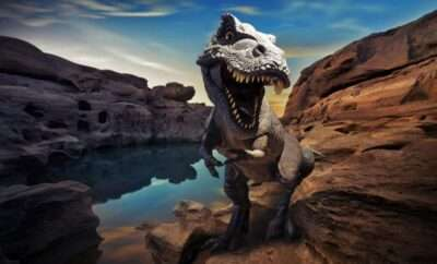 Mega Dinosaur Attractions in Orlando